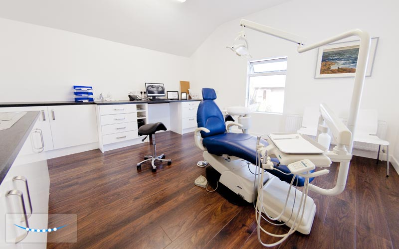 Glasnevin Orthodontics Treatment Area