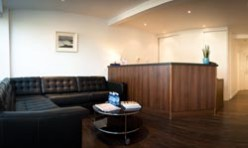 Reception Area at Glasnevin Orthodontics